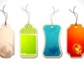 10668492-illustration-of-set-of-colorful-tag-with-string-on-abstract-background