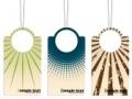 15193237-cool-retro-design-hanging-label-set-of-three