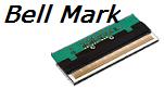Near-Edge Printhead for Bell Mark printhead