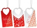 8571333-heart-shape-label-set