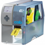 CAB A2+/600DPI-TT/DT, with internal rewind / no present sensor