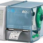 CAB EOS1 Label Printer 200DPI with Tear Off Edge