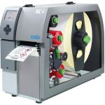 CAB XC4/300 Label Printer for Two-Tone Printing (two-color one side)