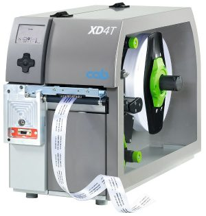 CAB XD4T Textile Printer