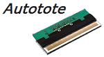 Autotote Max3000 & Extrema -200 DPI printhead